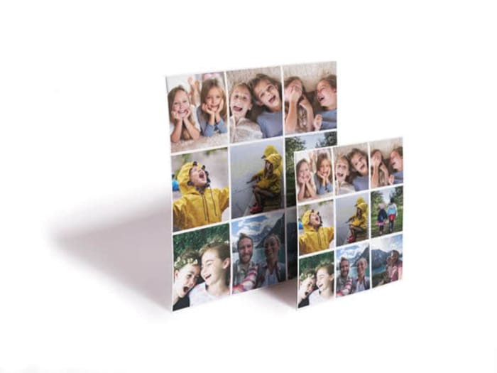 9 Photo Magnets