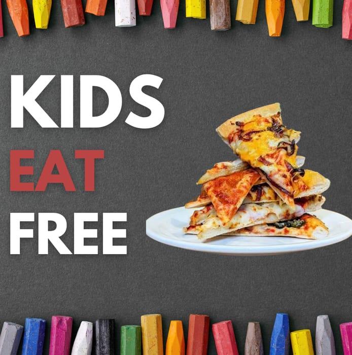 Half Term Deals - Inc Kids Eat Free, £1 Deals + Pizza Hut Buffet