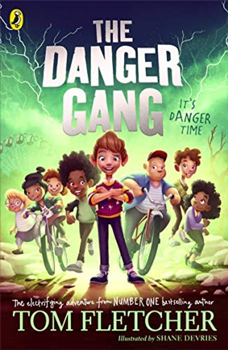 The Danger Gang Paperback 24 Jun. 2021