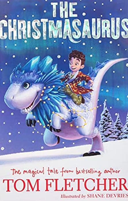 The Christmasaurus Paperback 2 Nov. 2017