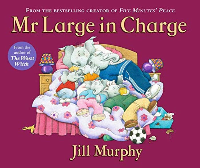 Mr Large in Charge: 1 (Large Family) Paperback 1 Jun. 2017