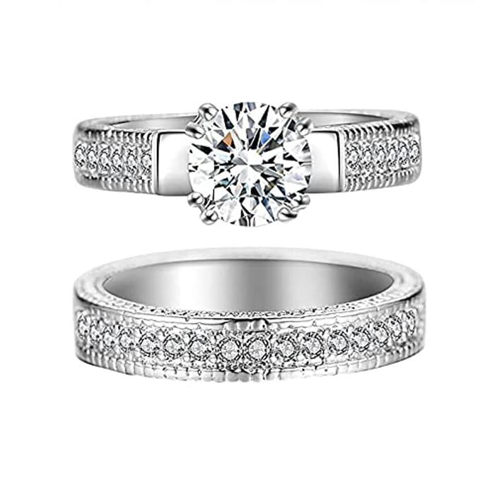 NC Fashion Jewelry Ring Sets - Only £2.99!