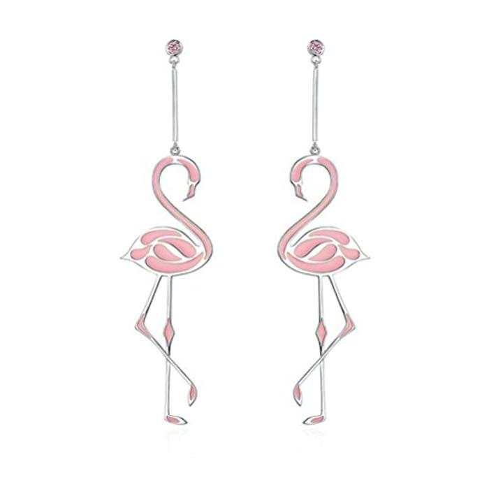 BESTOYARD Flamingo Earrings - Only £3.01!
