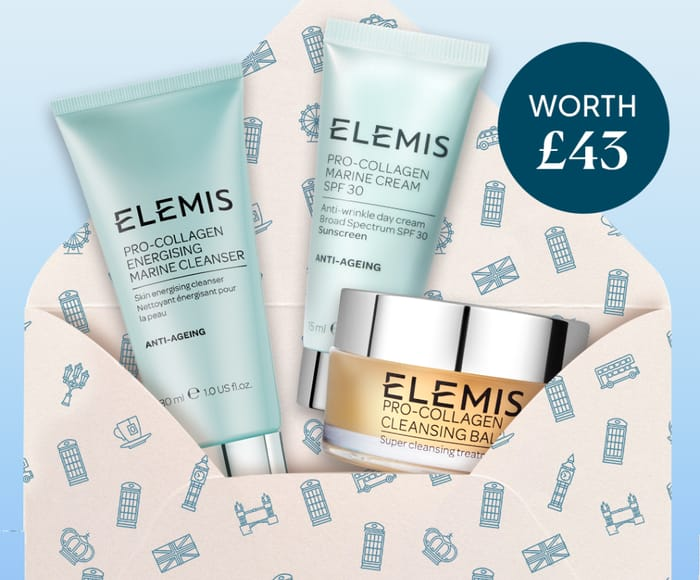 Save 25% & Enjoy a FREE 3-Piece Gift with £100+ Orders