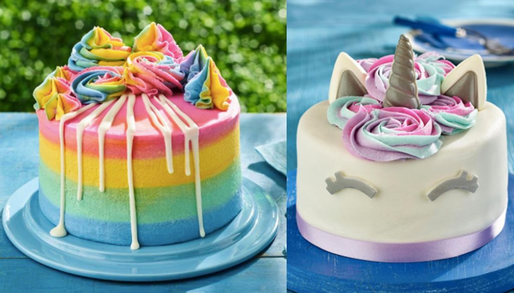 Morrisons Is Selling Rainbow And Unicorn Birthday Cakes