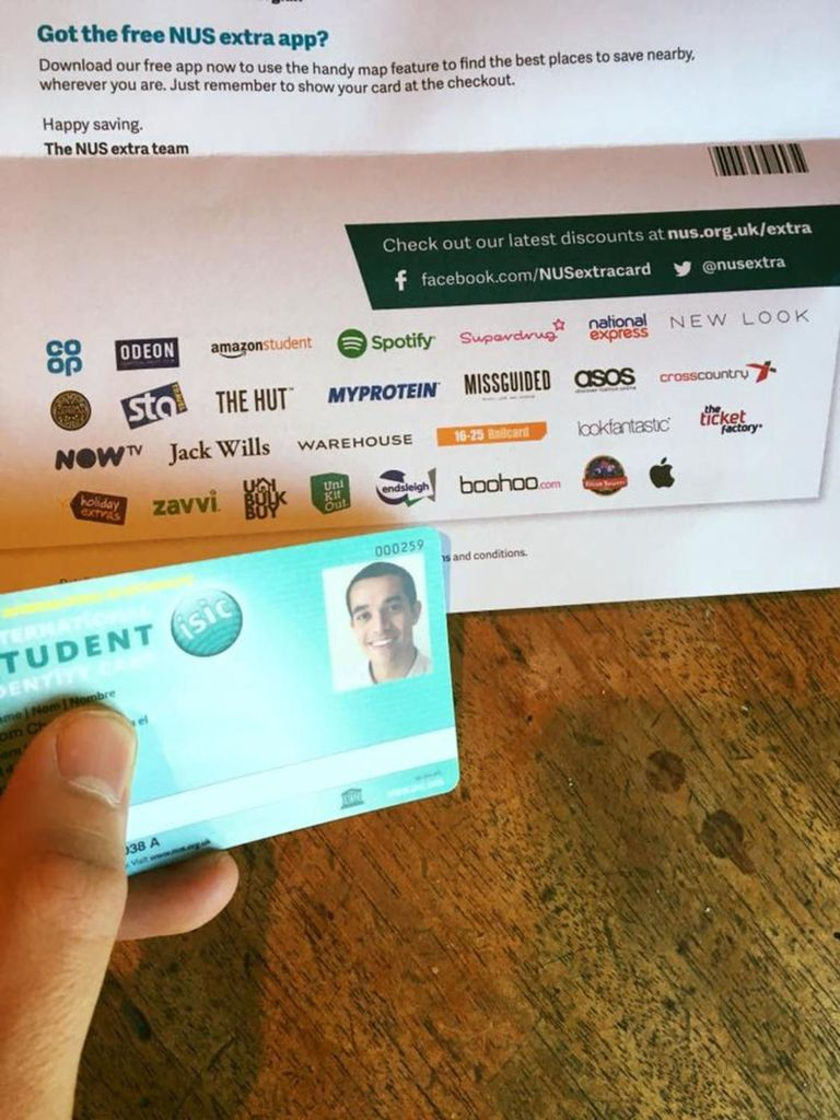 How to Get a Student Discount Card