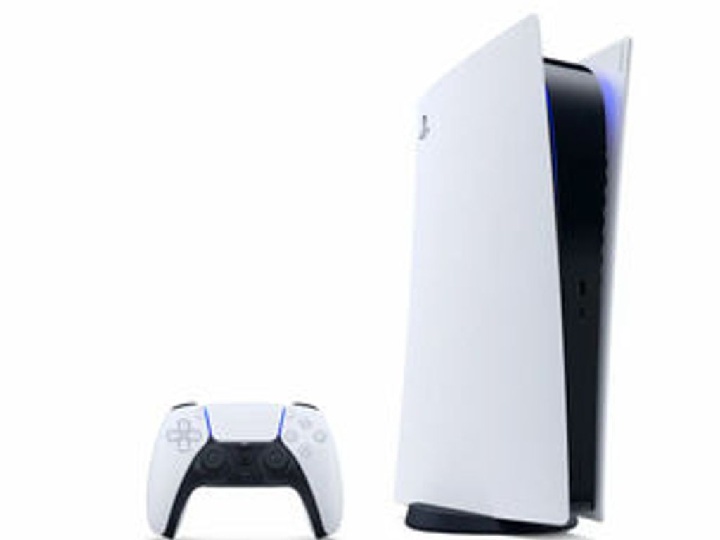 PlayStation 5 Console (PS5)