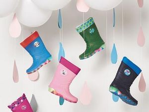 Your kids will love these! Light-Me-Up Wellies at Lidl!