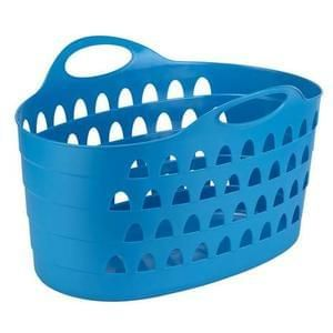 Flexi Laundry Basket only £2.50 at Dunelm