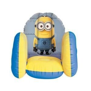 Despicable Me Inflatable Chair only £3.49 (was £9.99) at Argos