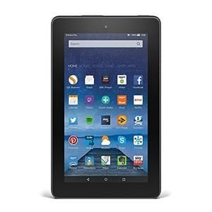 "Fire Tablet, 7"" Display, Wi-Fi, 8 GB Includes Special"