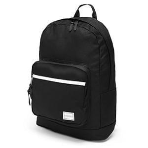 Hard Wearing Black Backpack Rucksack Lifetime Guarantee