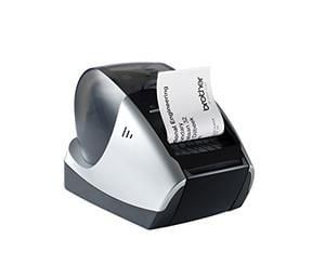 Brother QL 570 - Label printer - B/W - direct thermal - Roll