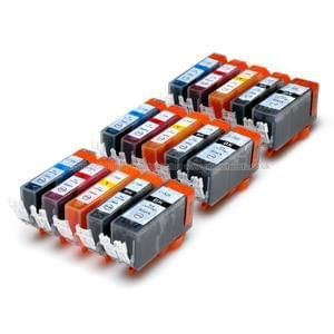 Premier Cartridges 15 Canon Compatible Cartridges From