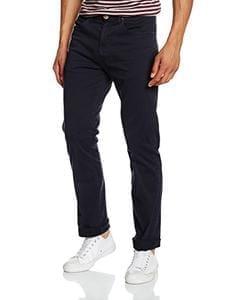 Wrangler Men's Arizona Stretch Navy Washed Jeans