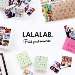 FREE LALABOX - 36 printed photos. Use code BIRCHBOXUK