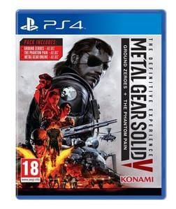 Metal Gear Solid V: The Definitive Experience (PS4\X1)