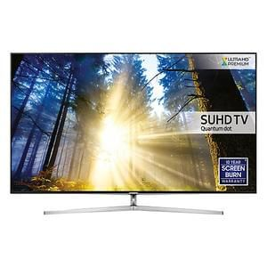 Samsung UE65KS8000 SUHD HDR 1,000 4K Ultra HD Quantum Dot Smart TV, 65""