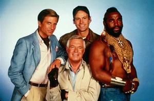 Win The A-Team the complete series on Blu-ray