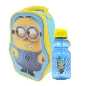 Minions Lunch Bag & Bottle £4.49 using code