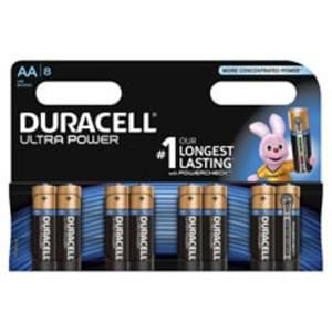 Half Price Duracell Ultra Power AA Batteries