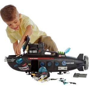 Chad Valley Light and Sound Submarine was £29.99