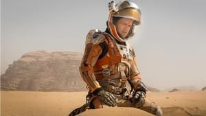 Win The Martian Extended Edition Blu-Ray