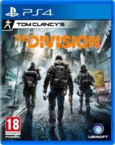 Tom Clancy's The Division (PS4 - Pre Owned)