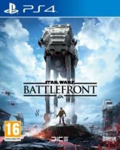 Star Wars: Battlefront (PS4 - Pre Owned)