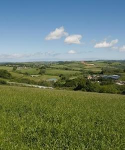 Win A Weekend Away to Riverford Farm in Devon