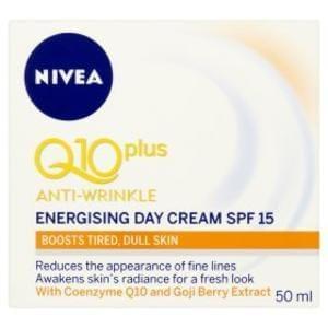 Nivea Q10 anti wrinkle Energising day cream
