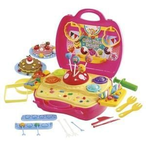 Play-Go Cake Set Half Price at Tesco (Free C&C)