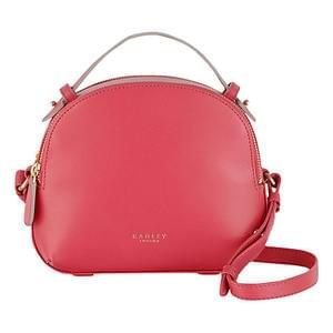 50% off Pink Bow Street Medium Leather Multiway Bag - Radley