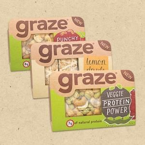 Free Graze Box at Boots with O2 Priority