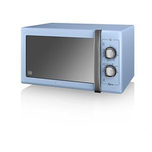 Retro Manual Microwave