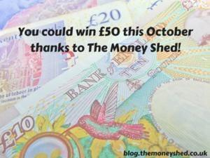 Win £50 Cash