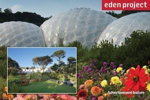 2 Night Eden Project Break