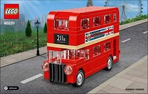 FREE LEGO London Bus Set