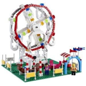 Half Price Blox 675 Piece Fairground Set!