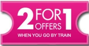 15% off all railcard purchases (16-25, senior, disabled, two together, family)