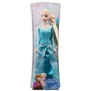 Frozen Elsa Princess Doll Super Cheap at B&M