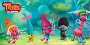1 of 5 private screenings to DreamWorks Animation's Trolls Movie