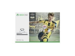 Xbox One S 500GB FIFA17 Bundle, Forza Horizon 3 & Mafia III