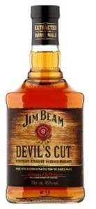 Jim Beam Devils Cut Kentucky Straight Bourbon