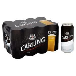 3 for £20 Asda Carling Deal (PLUS: Budweiser, Guiness, Stella and more)