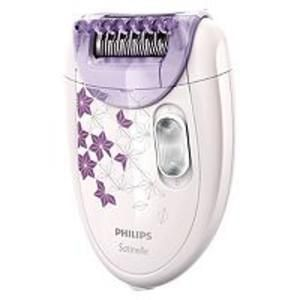 Philips Satinelle Epilator HP6422/02 with Opti-start Cap with Massage Element
