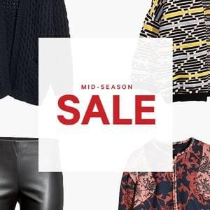 Start the week in style with 60% OFF SALE at H&M