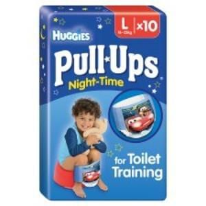 Huggies Pull Up pants