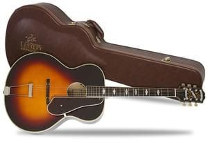 Win a Masterbilt Century De Luxe guitar @ Epiphone