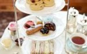 Win an afternoon tea party  with games and bubbly  in your own home